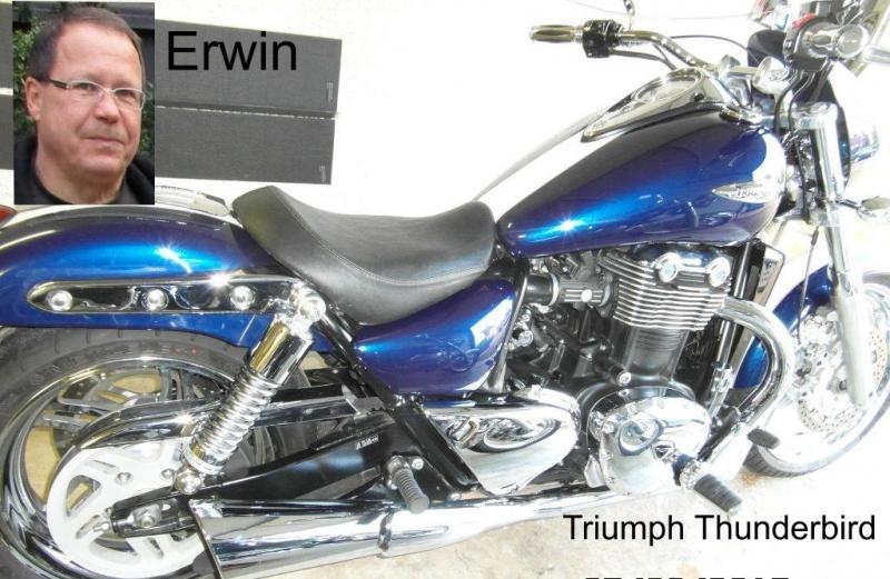 Erwin mit Thunderbird